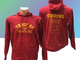 Troop43Hoody